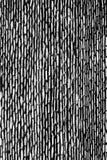 Texturice el fondo de la pared de piedras, blanco y negro Fotos de archivo libres de regalías