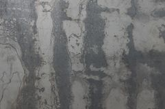 Texturice la hoja del hierro con los puntos de rayas imagen de archivo