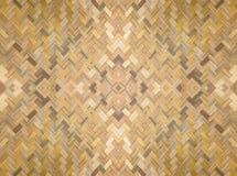 Texturice los muebles de bambú, productos del modelo para el fondo Imagen de archivo libre de regalías