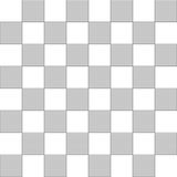 Texturized chess board background. Silvery white Royalty Free Stock Photography