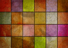 Texturized chess board background. Texturized scratched chess board background Stock Photography