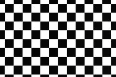 Texturized chess board background. Close up Stock Image