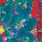 Texturmålarfärgbakgrund arkivfoto