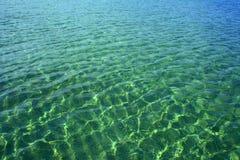 texturvatten Royaltyfri Fotografi