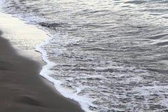 Texturvatten av havet Arkivfoton