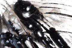 Textutre чернил стоковые изображения rf
