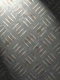 Textuur 1 van het metaal Stock Foto