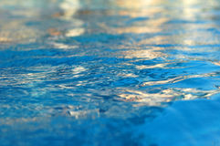 Textuur 10 van het water Royalty-vrije Stock Foto's