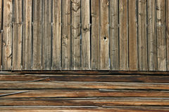 Textuur Barnwood Royalty-vrije Stock Afbeelding
