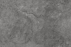 Textuur concrete muur met een barst stock foto