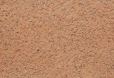 Textuur de voor alle weersomstandigheden van de atletiekrenbaan Stock Foto