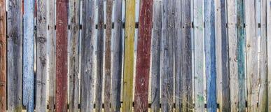 Textuur die als achtergrond oude uitstekende houtraad vertegenwoordigen Royalty-vrije Stock Foto