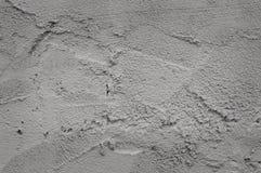 Textuur grijze gepleisterde muur voor achtergrond Royalty-vrije Stock Fotografie