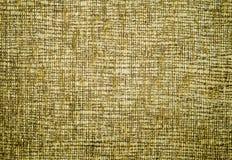 Textuur groene synthetische stof Royalty-vrije Stock Foto's