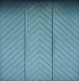 Textuur Houten deur Stock Fotografie