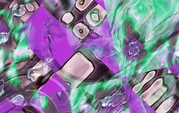 Textuur kleurrijke achtergrond Stock Foto