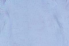 Textuur lichtblauwe stof stock afbeelding