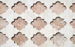 Textuur - Marmeren muur Royalty-vrije Stock Fotografie