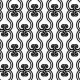 Textuur met abstracte elementen Stock Foto's