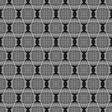 Textuur met abstracte elementen Stock Foto