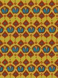 Textuur met amoebe Royalty-vrije Stock Foto's