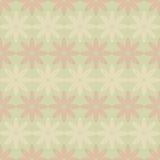 Textuur met bloemenelementen Royalty-vrije Stock Afbeelding