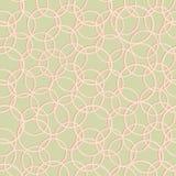 Textuur met cirkelelementen Royalty-vrije Stock Foto's