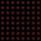 Textuur met 3D teruggevend abstract fractal patroon Royalty-vrije Stock Afbeelding