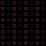 Textuur met 3D teruggevend abstract fractal patroon Royalty-vrije Stock Afbeeldingen