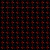 Textuur met 3D teruggevend abstract fractal patroon Stock Afbeelding