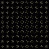 Textuur met 3D teruggevend abstract fractal patroon Stock Afbeeldingen