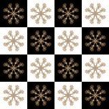 Textuur met 3D teruggevend abstract fractal waaierpatroon Royalty-vrije Stock Foto