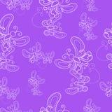 Textuur met mooie vliegende vlinders op achtergrond Royalty-vrije Stock Afbeelding