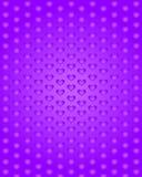 Textuur met purpere harten Royalty-vrije Stock Afbeeldingen