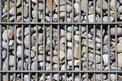 Textuur met stenen Stock Foto's