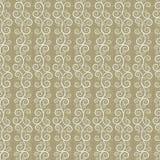 Textuur met wervelingselementen Royalty-vrije Stock Foto