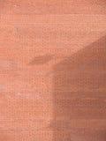Textuur. Muur. Baksteen. Stock Fotografie