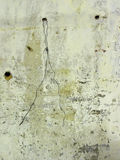 Textuur op de muur Royalty-vrije Stock Foto's