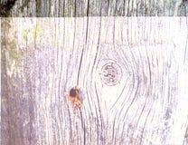 textuur oude grijze houten omheining met donkere barsten stock foto