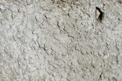 Textuur oude muur van beton De muur in het hol stock foto
