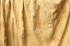 Textuur oude stof Royalty-vrije Stock Foto's