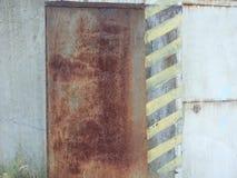 Textuur roestig ijzer Royalty-vrije Stock Foto's