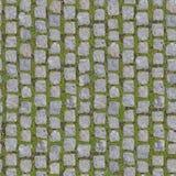 Textuur Tileable van het Blok van de steen de Naadloze. Stock Foto's
