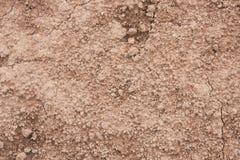 Textuur van aarden oppervlakte royalty-vrije stock afbeelding