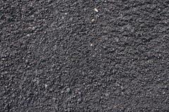 Textuur van asfaltachtergrond Royalty-vrije Stock Fotografie