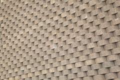 Textuur van bakstenen muur stock afbeelding