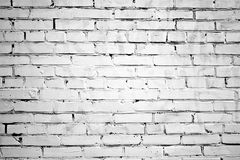 Textuur van bakstenen muur Stock Foto