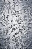 Textuur van berijpt glas Royalty-vrije Stock Foto's