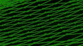 Textuur van binair netwerk van digitale gegevens royalty-vrije stock foto's