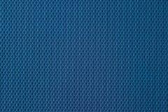 Textuur van blauw rubber stock fotografie